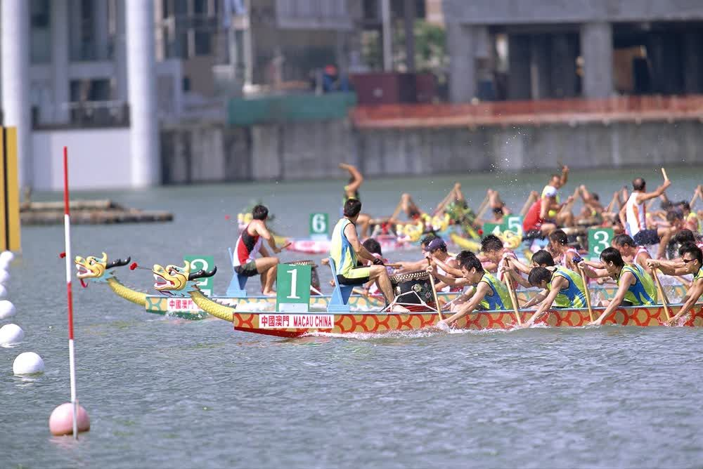 title: Dragon Boat Race Macau