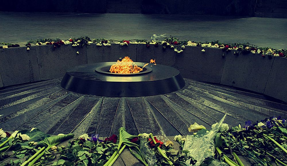 title: Eternal flame Armenia