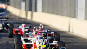 Fast and furious formula car Macau