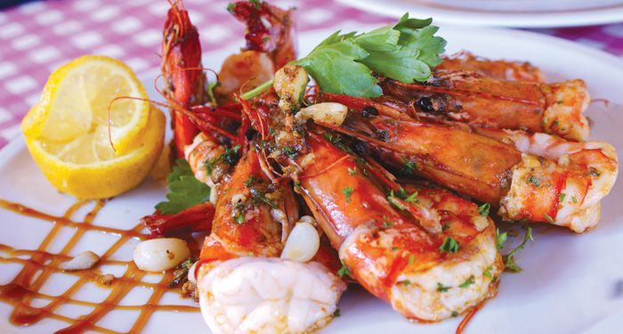 title: Fruits de mer Seafood Madagascar