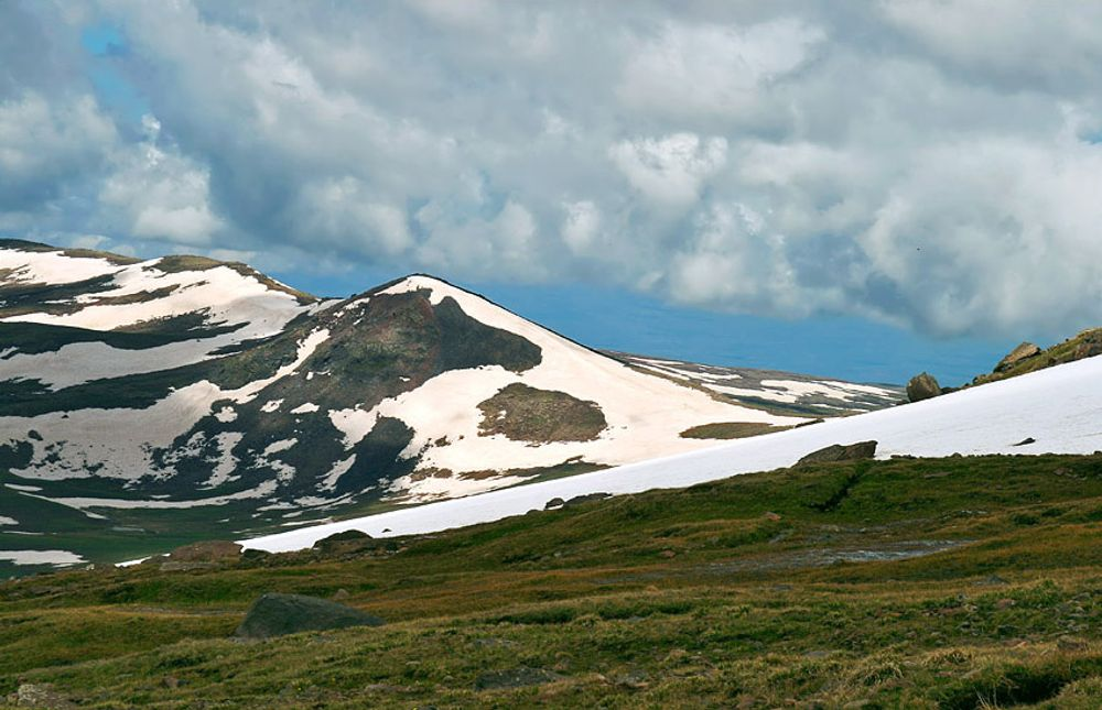 title: Hills of Aragats Armenia