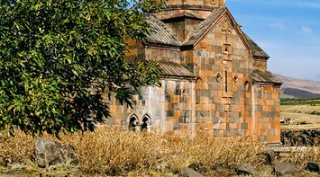 Hovhanavank Church Armenia