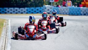 Karting adventure Macau