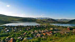 Lakes of Hrazdan Armenia