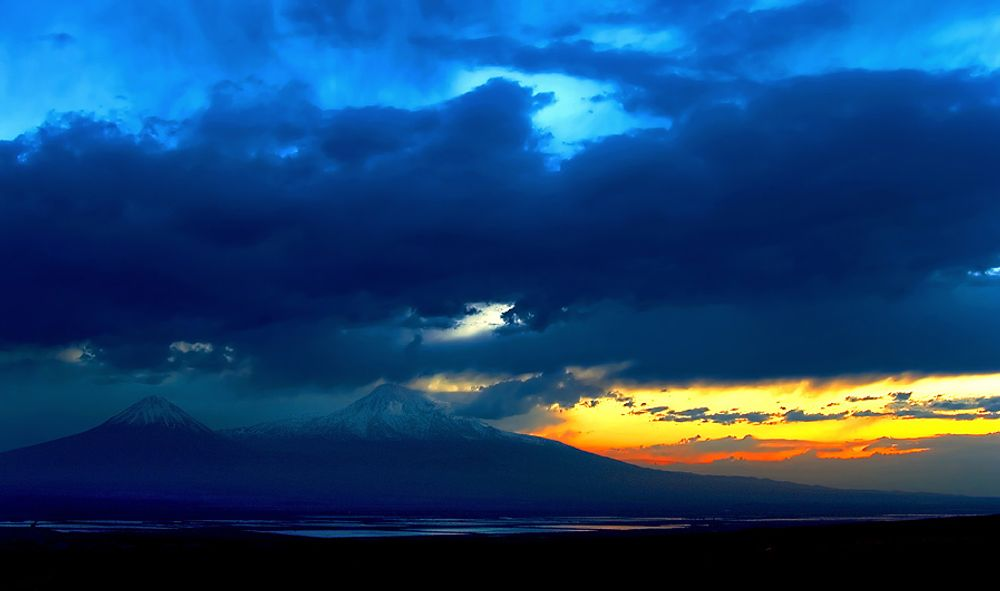 Magic Ararat Armenia