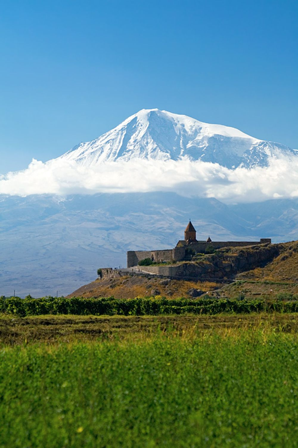title: Masis and Khor Virap Armenia