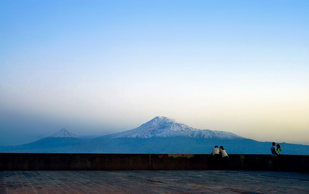 title: Meetings with Ararat in Yerevan Armenia