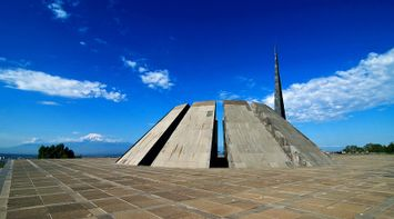 title: Memorial and Ararat Armenia