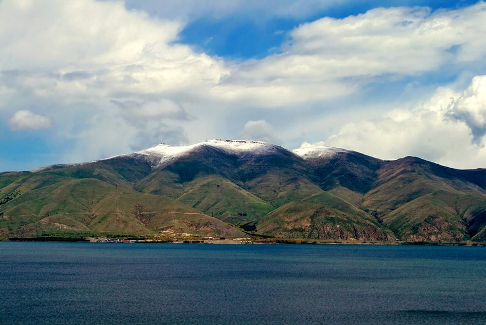 title: Mountains of Sevan Armenia