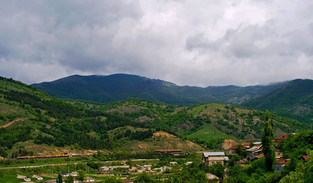 title: Nature of Dilijan Armenia