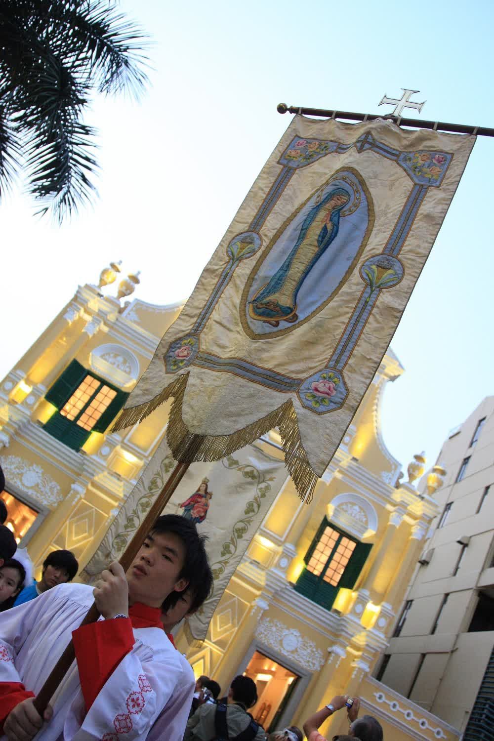title: Our Lady festival Macau