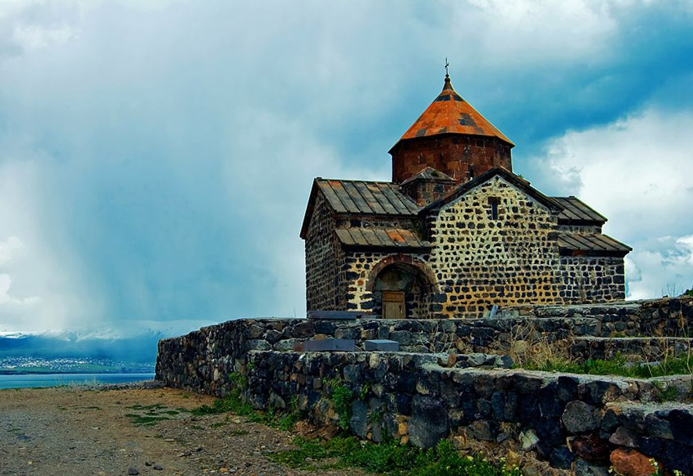 title: Peaceful Sevan Armenia