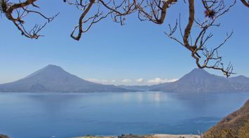 title: Peaceful view Solola Guatemala
