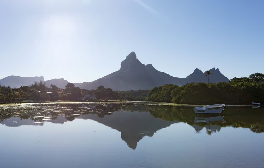 title: Rempart Mountain Mauritius