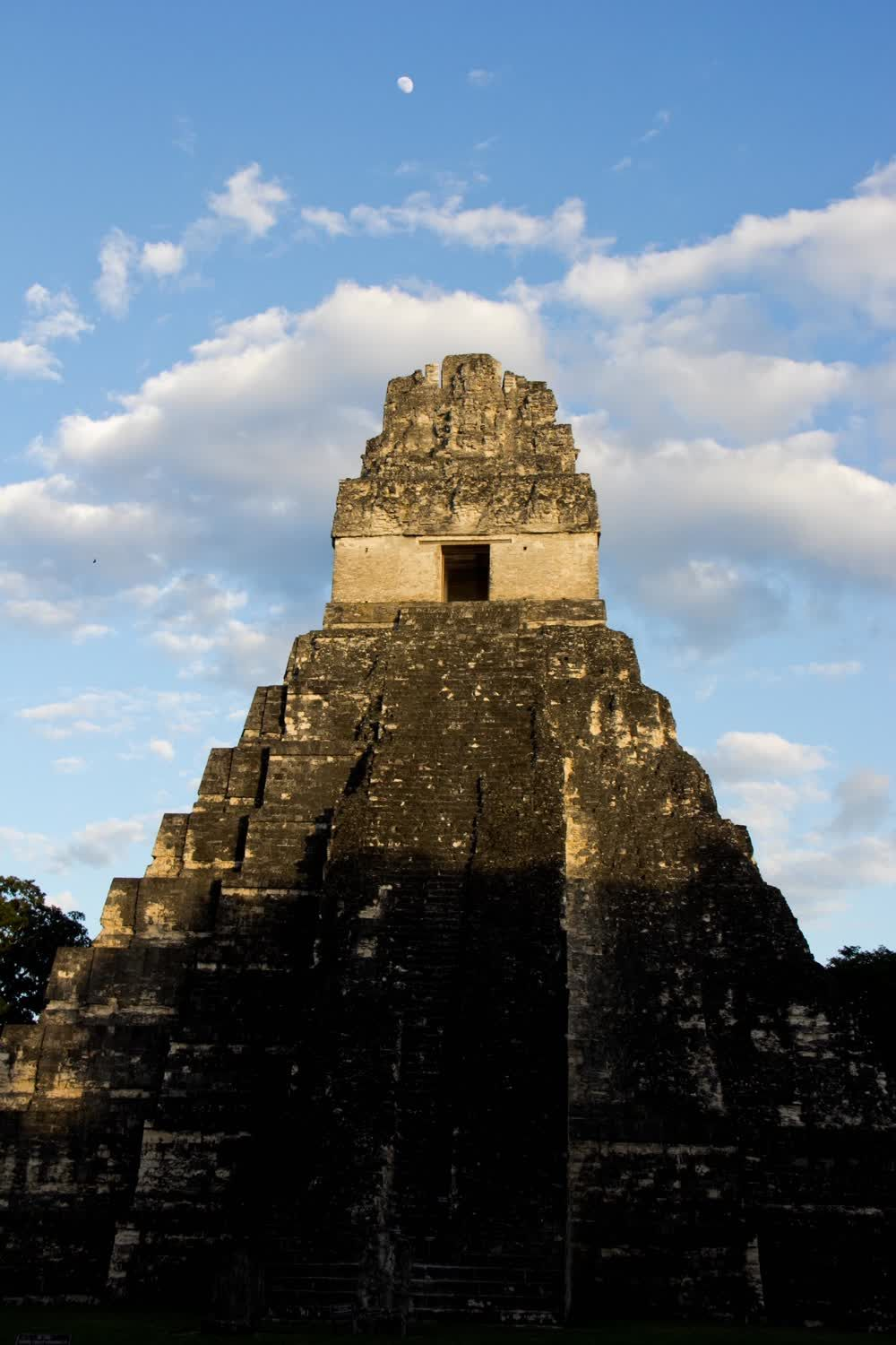 title: The perfect weather Tikal Guatemala