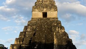 The perfect weather Tikal Guatemala