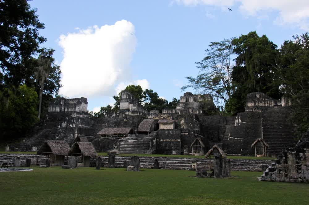 Tikal, Tour to the Temples Guatemala