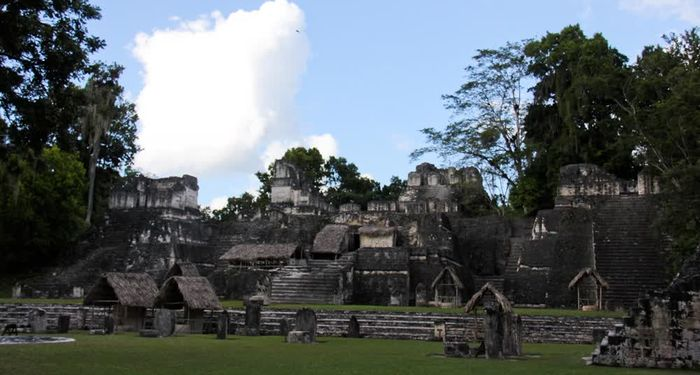 title: Tikal Tour to the Temples Guatemala