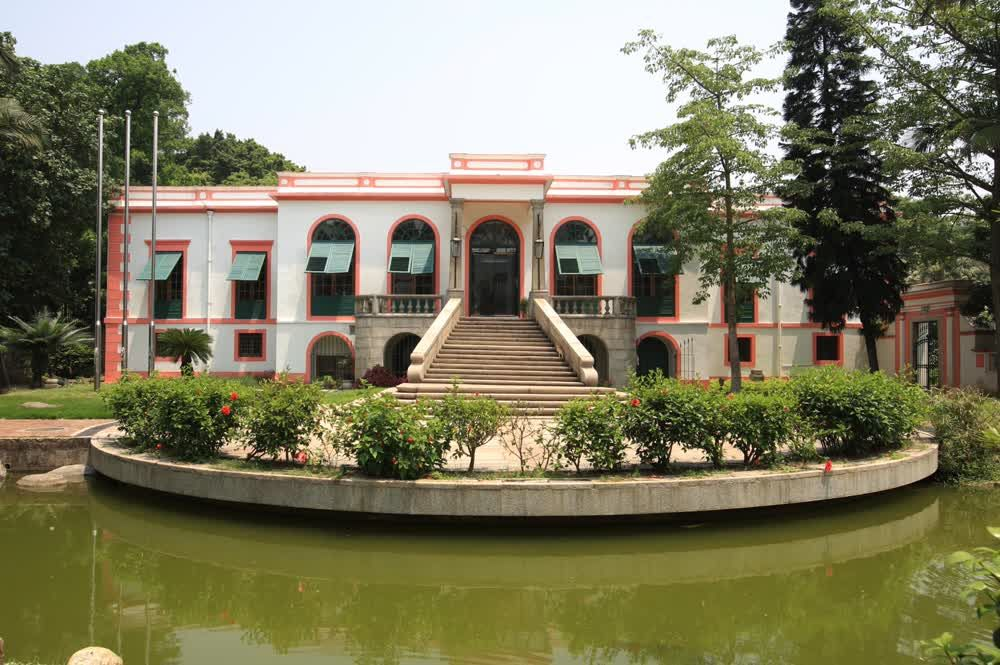title: Villa in nature Macau