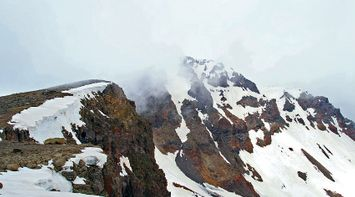 title: White Tops of Aragats Armenia