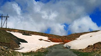 title: Wild Road to Aragats Armenia