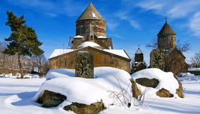 title: Winter Kecharis Armenia