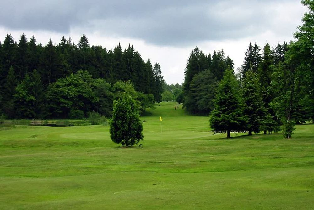 golf Karlovy Vary Czech republic