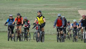title: Biking together Mongolia