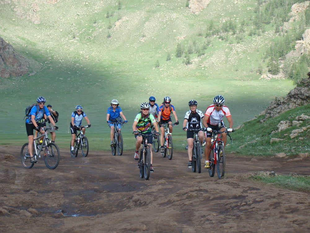 title: Cycling Adventure Mongolia