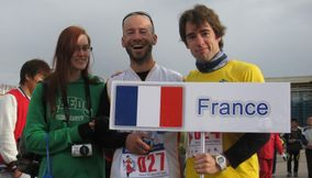 French participants in Marathon Mongolia