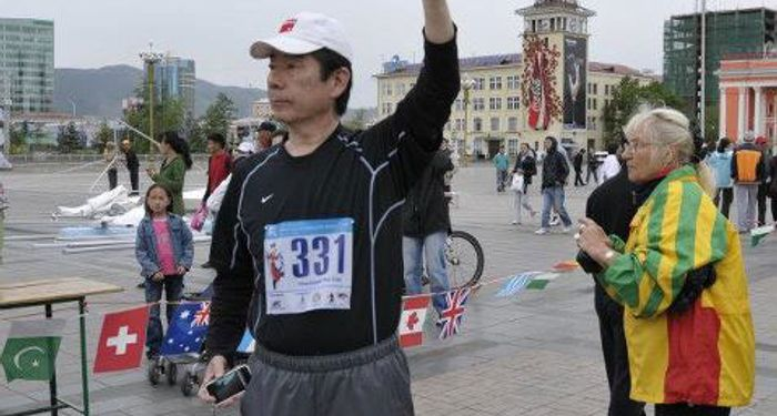 title: Japan in Marathon Mongolia