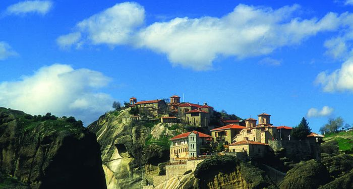 title: Meteora Thessaly Greece