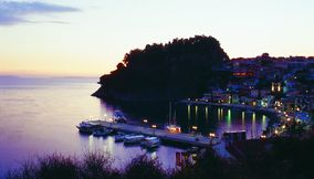 Parga Epirus Greece