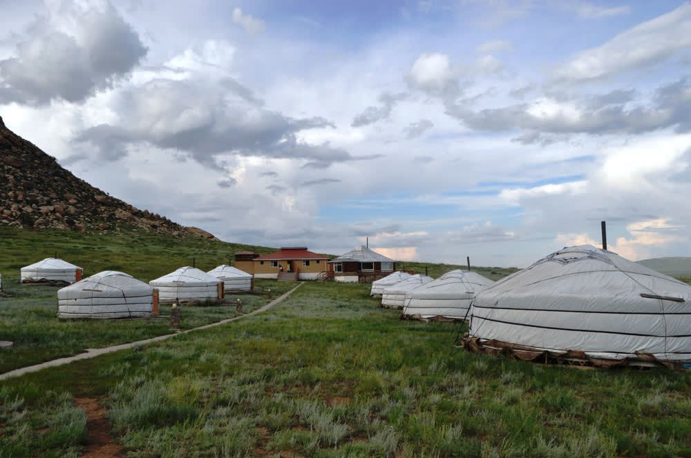 title: Perspective of Camping Hotels khankhar Mongolia