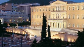 The Parliament Athens Attica Greece