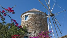 title: Windmill Kos Greece