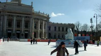 title: Video Depicting Winter Holiday Fun in Vienna Austria