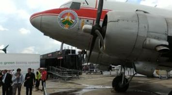 title: Le legendaire Douglas DC 3 Dakota