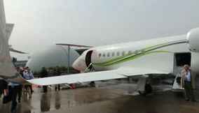 Falcon 2000 avion d affaires