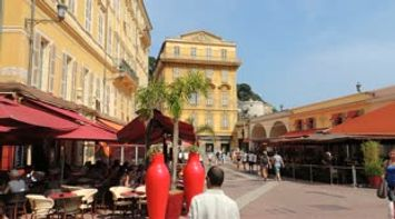 Discover Nice Discover Nice The Old City By Taxi Bike France