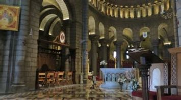 title: Saint Nicholas Cathedral Cathedrale Notre Dame Immaculee Interior Monaco