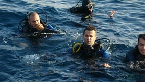 Diving Lebanon