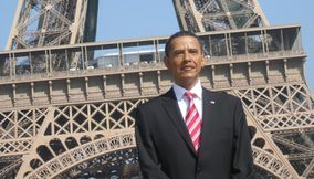 Musee Grevin Paris Barack Obama