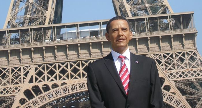 title: Musee Grevin Paris Barack Obama
