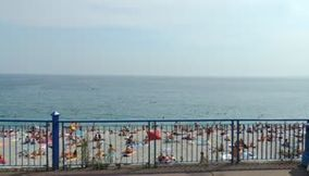 title: Nice Promenade des Anglais Beaches France
