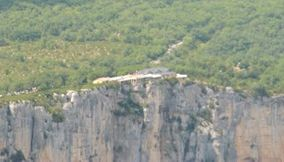 title: Grand canyon Gorges du Verdon