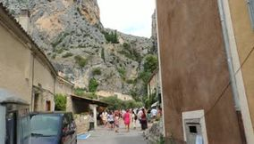 Village de Moustiers Sainte Marie