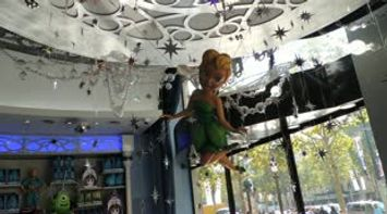 Disney Store Paris Avenue des Champs Elysee