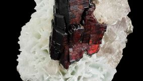 title: Manganotantalite Stone  mim 861 from Afghanistan