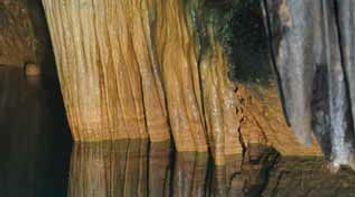 title: Amazing Designs of the Cave Formations in the Lower Grotto